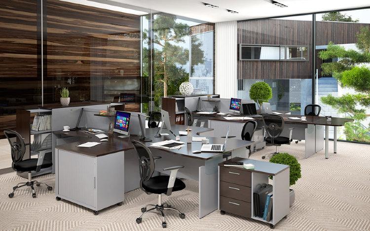 Мебель персонала Offix-new